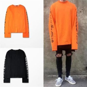Long Sleeve Oversized vetements