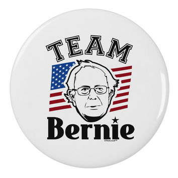"Team Bernie 2.25"" Round Pin Button"