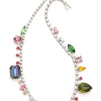 Melody of Life Asymmetrical Necklace