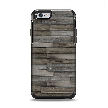 The Overlapping Aged Planks Apple iPhone 6 Otterbox Symmetry Case Skin Set