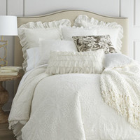 Amity Home Crochet Bed Linens