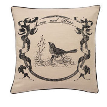 Buy Love and Hope Cushion Online | Filled Cushions | Dunelm Mill