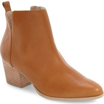 Sole Society Bowie Bootie (Women) | Nordstrom