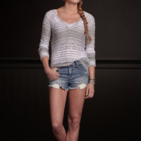 Pacific V Neck Sweater
