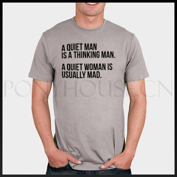 Funny Quote T-shirt for men