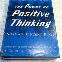 Vintage books, The Power of Positive Thinking,  The power of Positive Thinking 1953 Book
