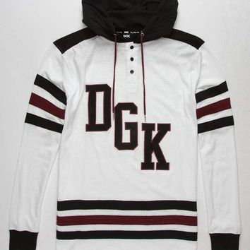 DGK Penalty Mens Hooded Shirt