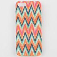 Hippie Chevron Iphone 5/5S Case Multi One Size For Women 23666395701