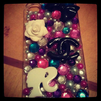Barbie/Chanel iPhone 4 case