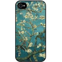 S9Y Vintage Flowers Watercolor Art Hard Back Skin Case Cover For Apple iPhone 5C Style B (47EP)