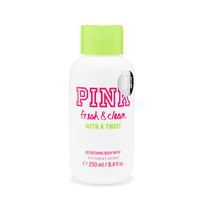 Fresh & Clean With A Twist Body Wash - PINK - Victoria's Secret