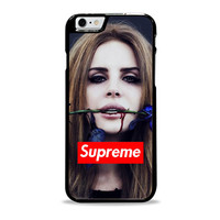 Lana Del Rey Rose On Her Lips iPhone 6 Plus Case