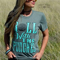 Roll With The Punches Tee