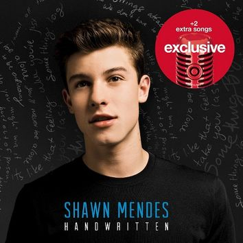 Shawn Mendes - Handwritten - Target Exclusive
