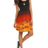 The Book Of Life Ombre Land Of The Living Tank Dress