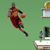 NBA LeBron James Drive - Fathead Jr