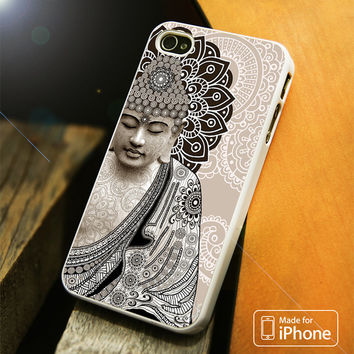 Inner Guidance Buddha artwork iPhone 4(S),5(S),5C,SE,6(S),6(S) Plus Case