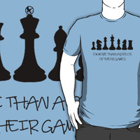 A PIECE OF THEIR GAME T-Shirts & Hoodies