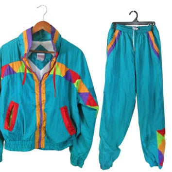 Windbreaker Jacket And Pants - JacketIn
