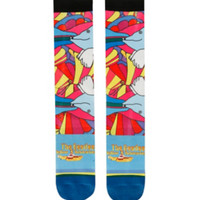 The Beatles Yellow Submarine Crew Socks