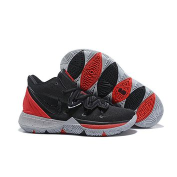 "Nike Kyrie 5 ""University Red/Black"" Women Shoes Kid Sports Shoes - Best Deal Online"