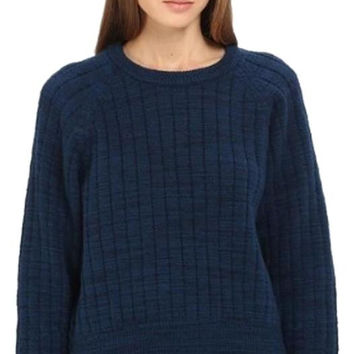 See by Chloé  Felted Knit Sweater