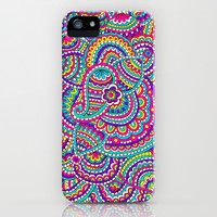 Rainbow iPhone & iPod Case by PeriwinklePeacoat