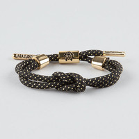 Rastaclat Convergence Bracelet Black One Size For Men 27104710001