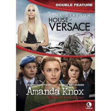 House Of Versace/Amanda Knox: Murder On Trail In Italy