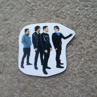 Fall Out Boy sticker