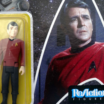 Star Trek Scotty Reaction Action Figure