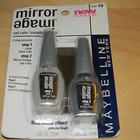 Maybelline Mirror Image Nail Polish HARD TO FIND RARE & DISCONTINUED #10