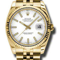 Rolex - Datejust 36mm - Yellow Gold