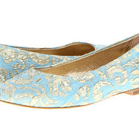 Dolce & Gabbana Brocade Ballerina (Youth)