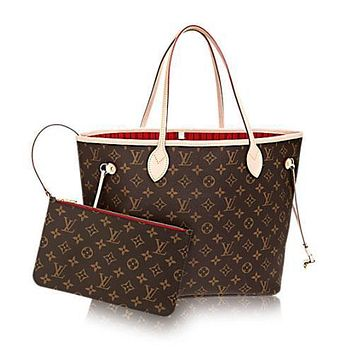 Tagre™ LV Fashion Women Louis Vuitton Two piece And Key pouch-Coin purse