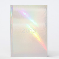 Holographic Hardcover Diary 2016 (Future)