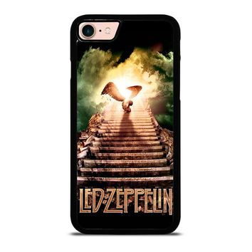 LED ZEPPELIN STAIRWAY TO HEAVEN iPhone 8 Case Cover
