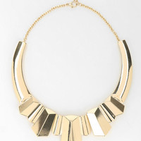 The Theadora Collar Necklace - Urban Outfitters