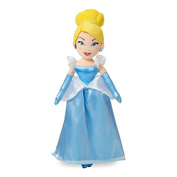 Disney Cinderella Plush Doll Medium New with Tags