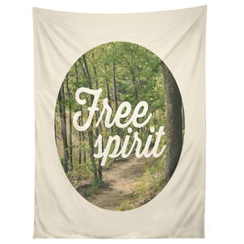 Allyson Johnson Free Spirit Nature Photograph Tapestry
