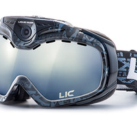 Camera Ski Goggles @ Sharper Image