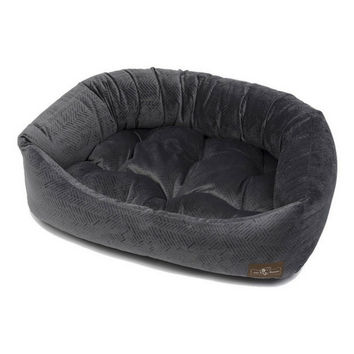 Napper Dog Bed — Henna Slate