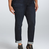 Torrid Boyfriend Jean - Dark Wash (Tall)