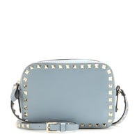 valentino - the rockstud cross body leather bag