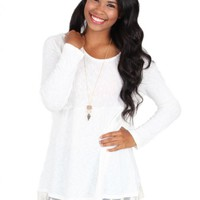 Lonely In Your Company Top | Monday Dress Boutique
