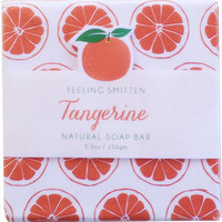 Feeling Smitten Tangerine Soap 5.3 oz Bar