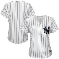 MLB New York Yankees Women's Cool Base® Majestic Replica Jersey