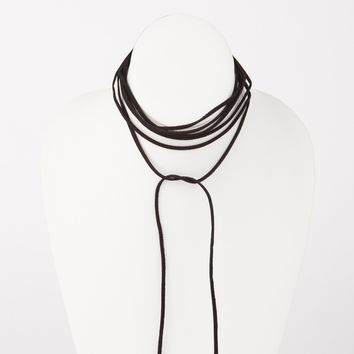 Simple Wrap Around Necklace