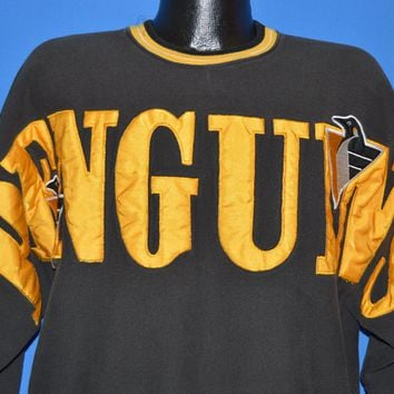 90s Pittsburgh Penguins Baggy Sweatshirt Extra Large