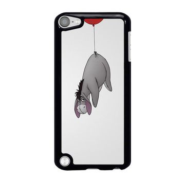 EEYORE DONKEY BALLOON iPod Touch 5 Case Cover